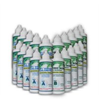 MMS Kit • Citric Acid Activator • 4 fl oz • HDPE Accudrop Bottles